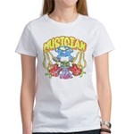 Hippie Musician Women's T-Shirt
