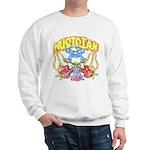 Hippie Musician Sweatshirt
