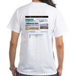 ISPR Workshop history White T-Shirt