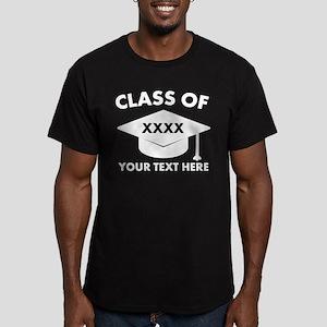 Class of XXXX Personal Men's Fitted T-Shirt (dark)