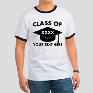 Class of XXXX Personalized Ringer T
