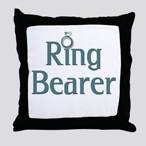 Ring Bearer Throw Pillow