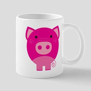 Pink Pig Mug