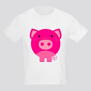 Pink Pig Kids Light T-Shirt