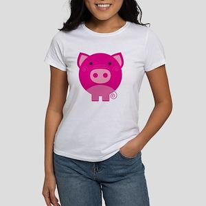 Pink Pig Women's T-Shirt