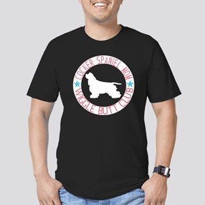 Cocker Spaniel Mom Wiggle Butt Club T-Shirt