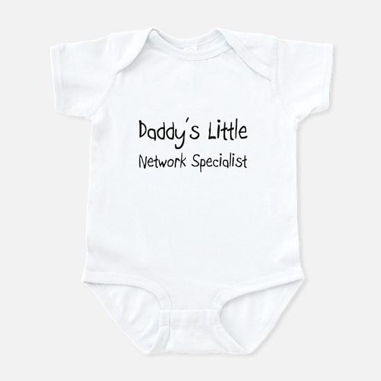 Daddy's Little Network Specialist Infant Bodysuit