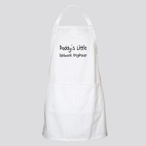 Daddy's Little Network Engineer BBQ Apron