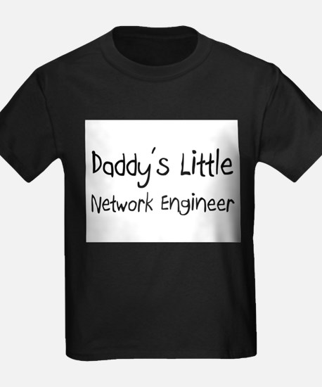 Daddy's Little Network Engineer T