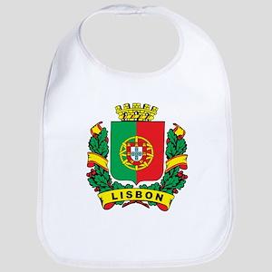 Stylish Lisbon Crest Bib
