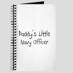 Daddy's Little Navy Officer Journal