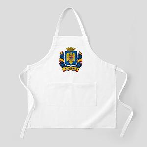 Stylish Romania Crest BBQ Apron