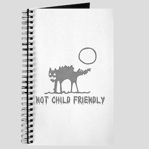 Not Child Friendly Journal