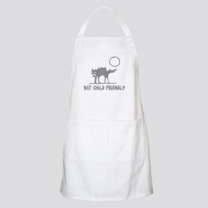Not Child Friendly BBQ Apron