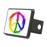 Peace Sign Hitch Cover