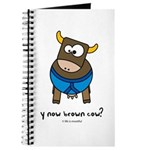 y now brown cow Journal