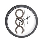 The Orifice of Government Commerce Wall Clock