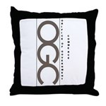 The Orifice of Government Commerce Throw Pillow