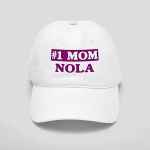 Nola - Number 1 Mom Cap