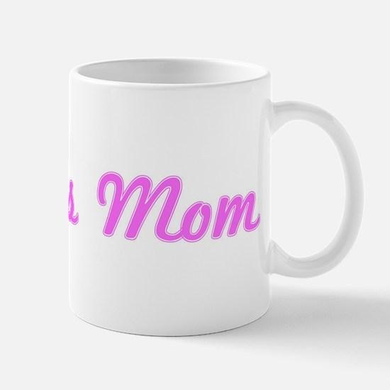 Araceli Mom (pink) Mug