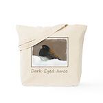 Dark-Eyed Junco Tote Bag