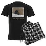 Dark-Eyed Junco Men's Dark Pajamas