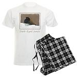 Dark-Eyed Junco Men's Light Pajamas