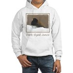 Dark-Eyed Junco Hooded Sweatshirt