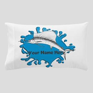 Sailfishing Pillow Case