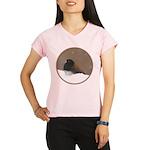 Dark-Eyed Junco Performance Dry T-Shirt