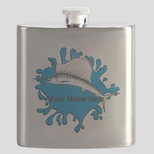 Sailfishing Flask