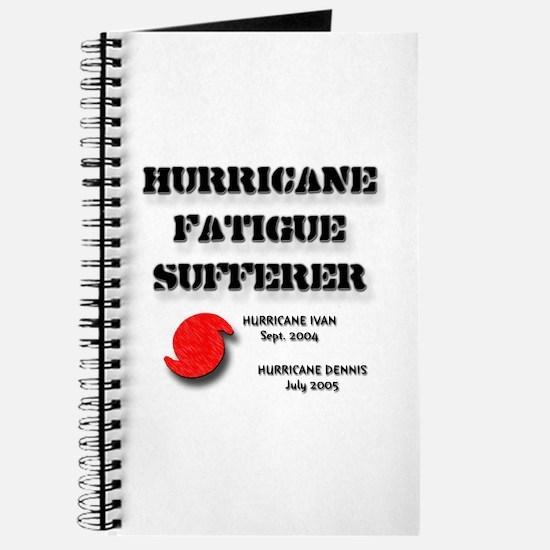 Hurricane Fatigue 2005 Journal