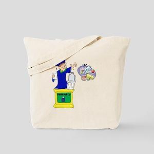 Magical Pharmacist Graduate Tote Bag