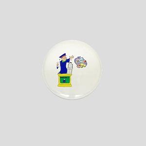 Magical Pharmacist Graduate Mini Button