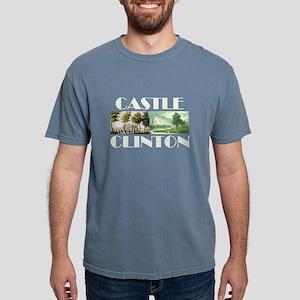 castleclinton Mens Comfort Colors Shirt