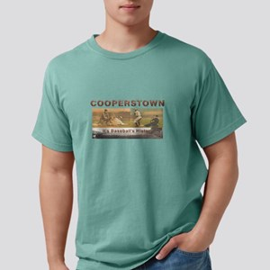 Cooperstown Americasbes Mens Comfort Colors® Shirt