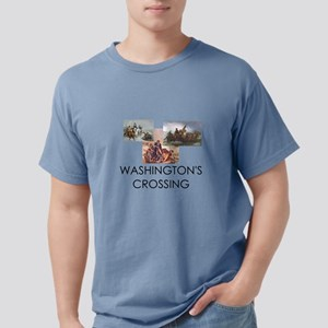 washcrossing2a.png Mens Comfort Colors Shirt