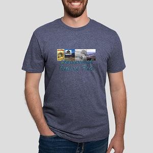 ABH Shenandoah Mens Tri-blend T-Shirt