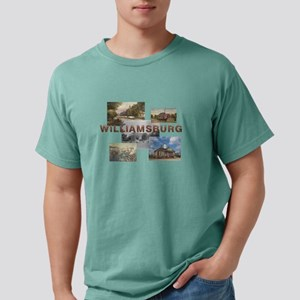 williamsburg Mens Comfort Colors Shirt