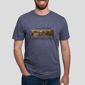 ABH Chattanooga Mens Tri-blend T-Shirt