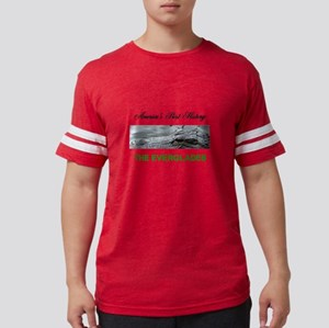 everglades3 Mens Football Shirt