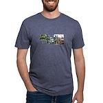 jeanlafittenhp Mens Tri-blend T-Shirt