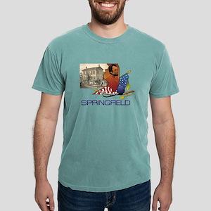 ABH Springfield Mens Comfort Colors® Shirt