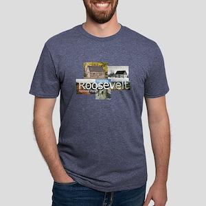 ABH Theodore Roosevelt NP Mens Tri-blend T-Shirt