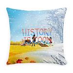 historyiscool Everyday Pillow