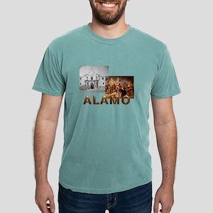 alamocircle.png Mens Comfort Colors Shirt