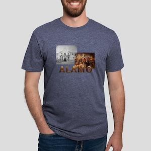 alamocircle.png Mens Tri-blend T-Shirt