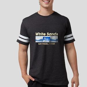 ABH White Sands Mens Football Shirt