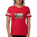 castlemountains Womens Football Shirt