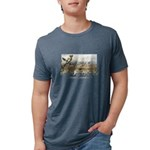 castlemountains Mens Tri-blend T-Shirt